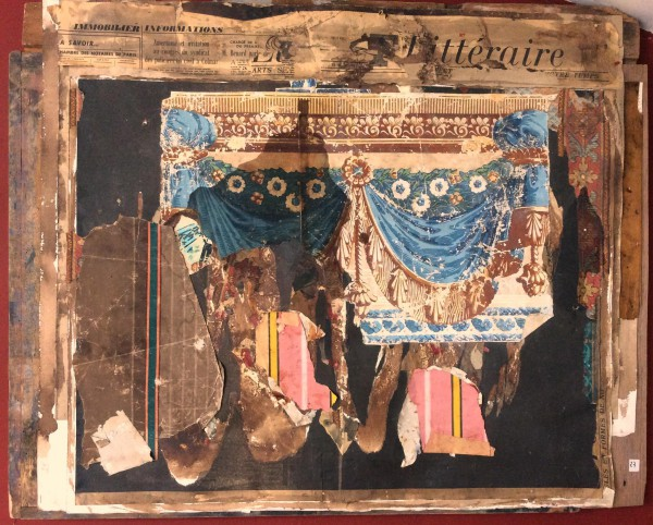 Littérature, mixed media on wood, Emmanuel Flipo, Artcompulsion, Contemporary art