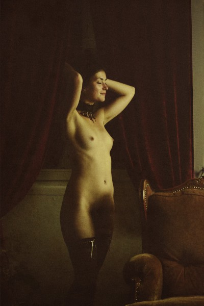 Claudia, photography, Venus Ebrius, Artcompulsion
