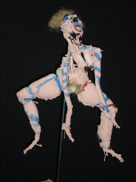 La Danseuse, sculpture, Muslin Jean-Paul, Artcompulsion, Artworks for sale, expressionism